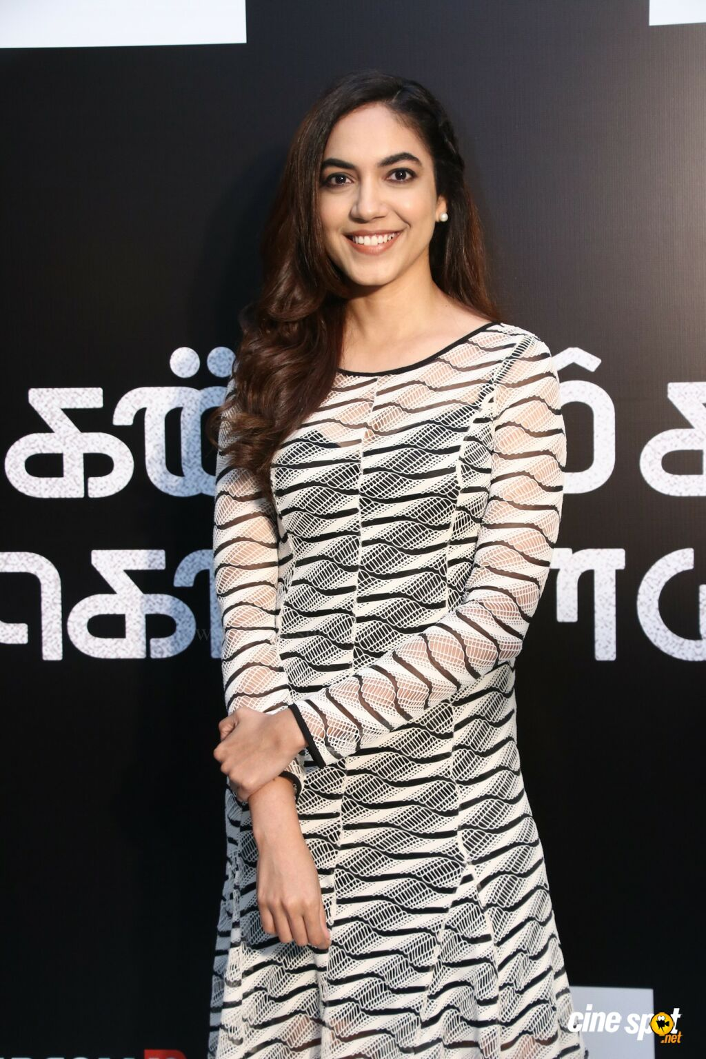 Ritu Varma at Kannum Kannum Kollaiyadithaal Thanks Meet