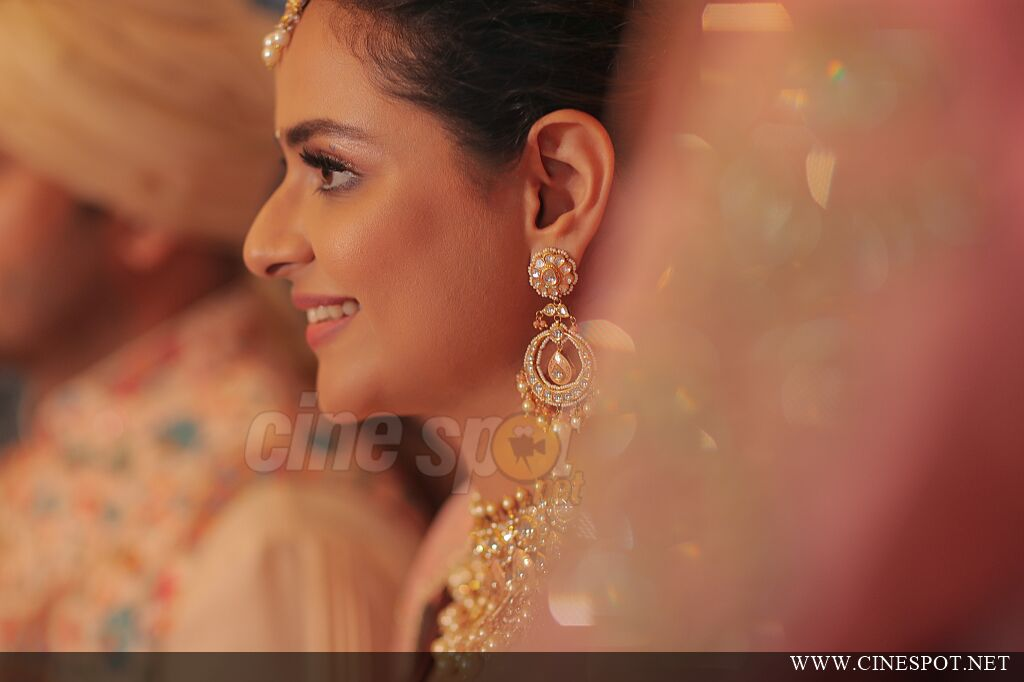 Prachi Tehlan and Rohit Saroha Engagement Photos (2)