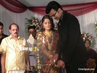 Karthika Marriage Reception at Cochin Photos , Stills, pics