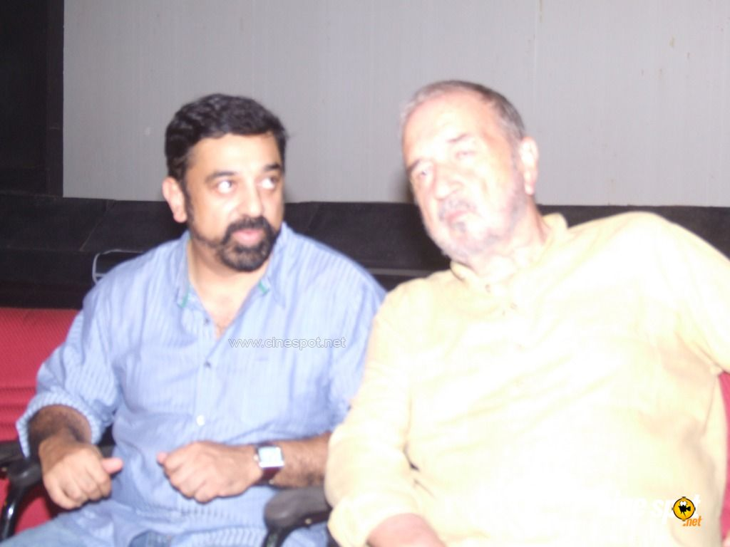 Kamal Hassan short film press meet Photos