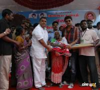 Ilayathalapathy Vijay Visited Cuddalore Photos