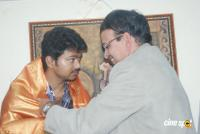 Ilayathalapathy Vijay Inauguration On Rajan Eye Care Hospital Photos