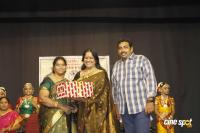 Celebrities at Salangai Pooja Stills